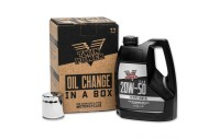 Black Friday Twin Power Quick Change Oil Change Kit - 539056 ( Sale )
