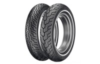 Dunlop D402 MT90B16 Narrow Whitewall Front Tire - 45006655- SALE