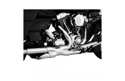 Vance & Hines Power Duals Exhaust Chrome - 16832 ( Sale )