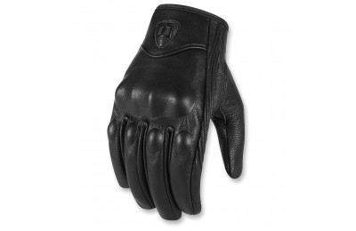 ICON Men's Pursuit Black Gloves - 3301-3386- SALE