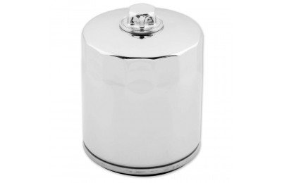 Twin Power Chrome Oil Filter with Nut - JO-M150C ( Sale )