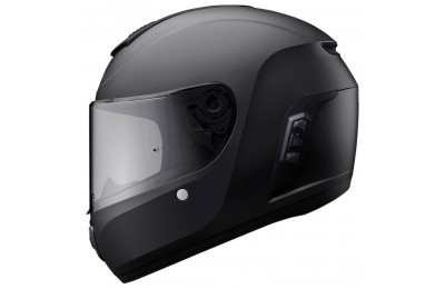 Sena Technologies Momentum Lite Bluetooth Integrated Black Full Face Helmet - MO-LITE-MB-XXL-01- SALE