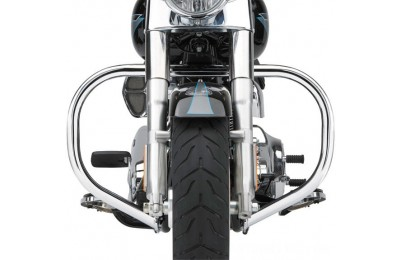"Black Friday Cobra Standard Chrome 1-1/4"" Freeway Bars - 601-2105 ( Sale )"