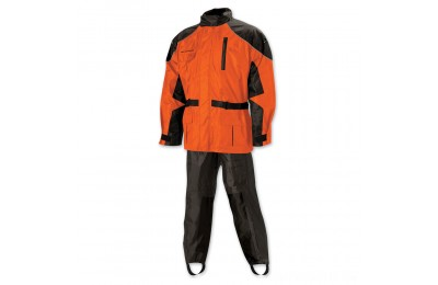 Nelson-Rigg AS-3000 Aston Hi-Viz Orange Rain Suit - AS3000ORG04XL- SALE