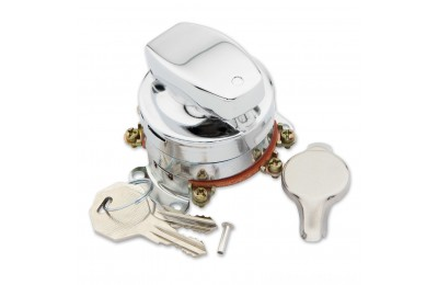J&P Cycles Heavy-Duty Electronic Ignition Switch ( Sale )