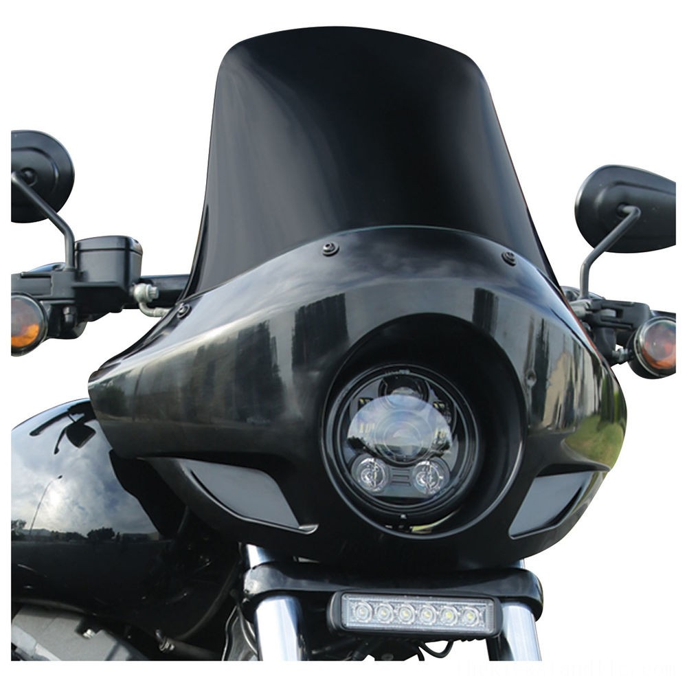 "Burly Brand 17"" Tall Touring Sport Fairing - B10-2001- SALE"